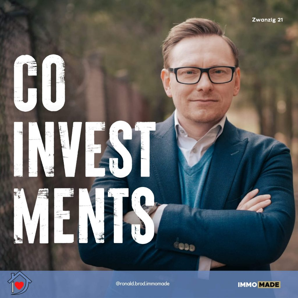 Co-Investments starten