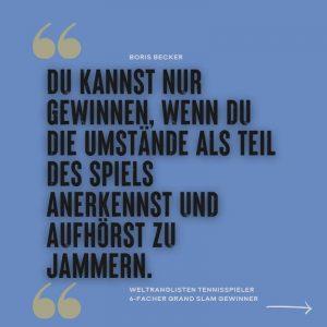 Zitat von Boris Becker